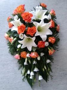 Ruusu, Lilja, Eustoma