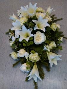 Ruusu, Lilja, Neilikka, Santini