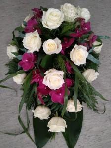 Ruusu, orkidea